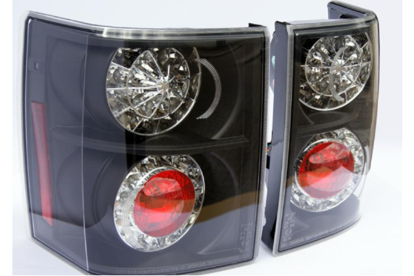 Range Rover Vogue 2012 Style Rear LED Lights - Red Cherry